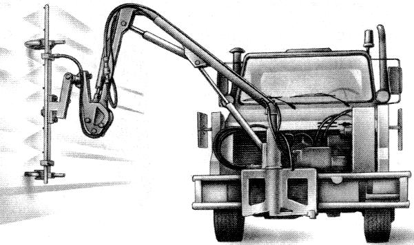 машины для летнего содержания автомобильных дорог