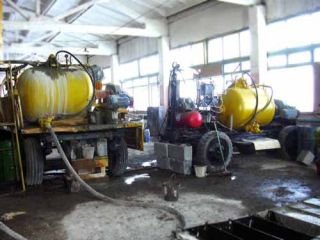 Наше оборудование в работе. Фотография № 2