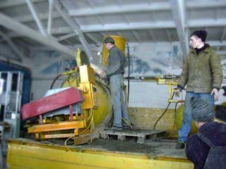 Наше оборудование в работе. Фотография № 1