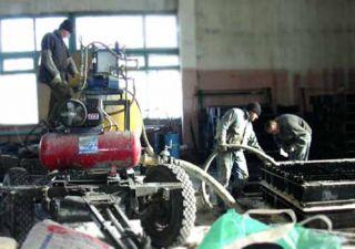 Наше оборудование в работе. Фотография № 10