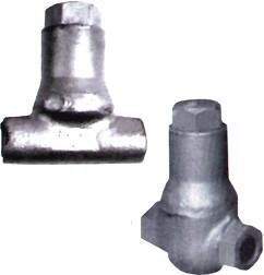 Клапан обратный невозвратный проходной, класс герметичности А, ЛШТИ.494312.001