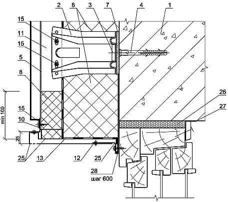 Для шумоизоляции потолка подвесы