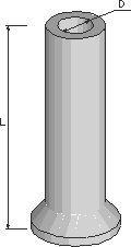 Трубы безнапорные раструбные