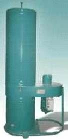 Установки Серии А для удаления и очистки воздуха от абразивной пыли, образующейся при работе заточных, отрезных, шлифовальных станков