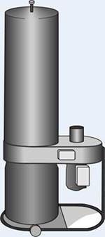 Агрегат пылеуловительный УВП-А