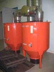 Агрегаты пылеулавливающие ПУА, ПУАВ