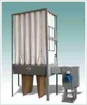 Установки Серии ВБ для работы в аспирационных системах для очистки воздуха от мелкодисперсной, сухой, не слипающейся пыли с размером частиц до 5 мкм