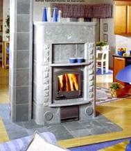 Камин TLU2482/51 с духовой печью