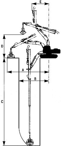 Телескопическая рукоять с грейфером