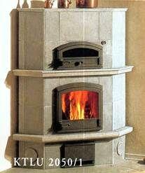 Камин угловой KTLU2050/1 с духовой печью