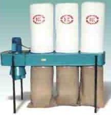 Стружкоотсос УВП-ИН-5000 для очистки воздуха от пыли, стружки, опилок