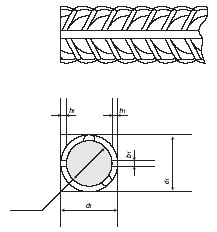 Сталь арматурная, термомеханически упрочненная для армирования железобетонных конструкций