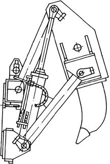 РЫХЛИТЕЛЬНОЕ ОБОРУДОВАНИЕ РО-171 (ТИПА ДП-26С), РО-126, ДП-10С-1.20