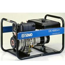 """Дизель-генератор """"DX 4000E"""" мощностью 3.4 кВт с электростартером"""