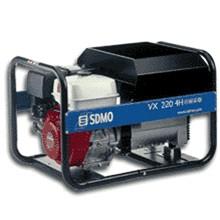 """Генератор бензиновый сварочный """"VX 220/7,5H"""" для работы с постоянным током до 220А"""