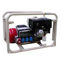 """Электростанция бензиновая трехфазная """"HX7554T"""" мощностью 6 кВт"""