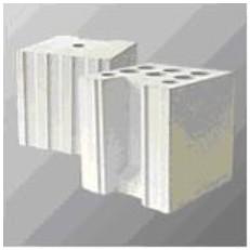 Блоки стеновые силикатные пористые с керамзитом