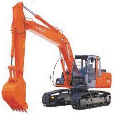 Hitachi ZX160LC Экскаватор класса 15-16 тонн
