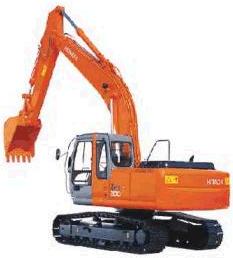 Hitachi ZX200
