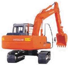 Hitachi ZX110M Гусеничный одноковшовый экскаватор