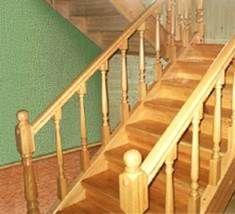 Изделия погонажные деревянные