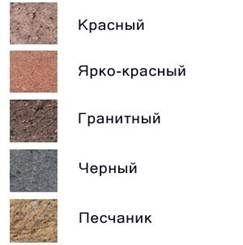 Камни бетонные стеновые