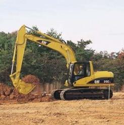 Гусеничные экскаваторы Caterpillar 318L/LN (XL)