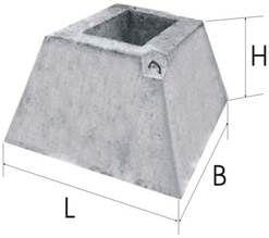 Фундаменты оград