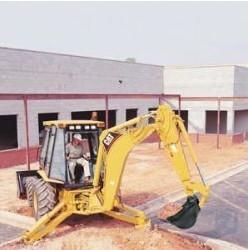 Экскаваторы-погрузчики Caterpillar 424D