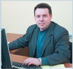 директор Высшей школы рекламы и маркетинга Андрей Худолеев