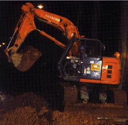 Машина для туннельных работ