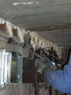 гидроизоляция методом инъецирования метилакрилатными гелями