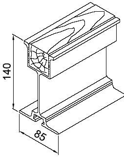 Опалубка перекрытия (стойки)