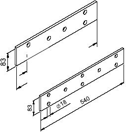 Опалубка перекрытия (столы)