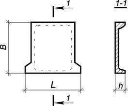 Площадки лестничные , 1.041.1-2