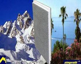 Симпролит плита для утепления фасадов - СУП