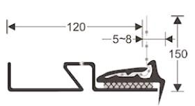 Профиль PRF 825 (PRF 830)