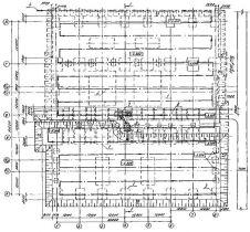 Типовая технологическая карта на земляные и буровзрывные работы. Комплексно-механизированный процесс устройства котлована под промышленное здание в грунтах III группы