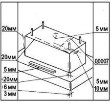 ТТК. Бетонирование ленточных фундаментов с помощью автобетононасоса и транспортировкой бетонной смеси автобетоносмесителем