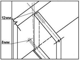 ТТК. Монтаж панелей внутренних стен (перегородок)