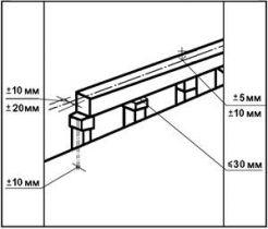 ТТК. Монтаж сборных ростверков для опирания цокольных панелей