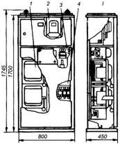 ТТК. Монтаж вводно-распределительных устройств, этажных щитков, электроплит на жилых домах и объектах соцкультбыта
