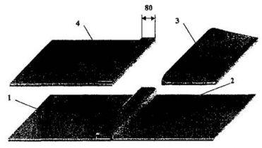 Устройство кровель из эластомерного рулонного материала Кромэл