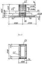 Устройство столбчатых монолитных фундаментов с применением мелкощитовой опалубки