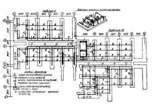 ВСН-200-83 ИНСТРУКЦИЯ по производству работ нулевого цикла при строительстве жилых домов повышенн