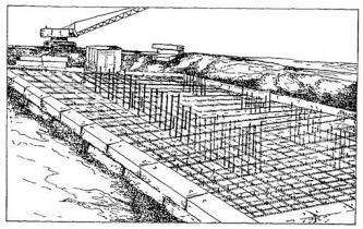 ВСН 37-96 УКАЗАНИЯ по устройству фундаментов на естественном основании при строительстве жилых до