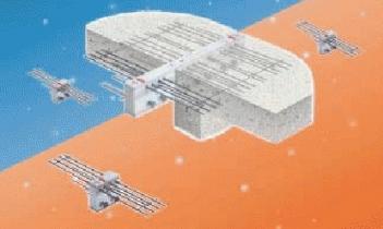 Балконный элемент HIT