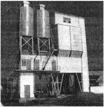 Бетонный завод TOWER серии Т60, Т80 и Т100 Tecwill (Финляндия)