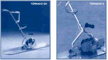 Плавающая виброрейка ENAR серия TORNADO