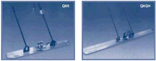 Поверхностная виброрейка ENAR серия QX